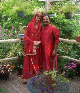 Sanjeev honeymoon