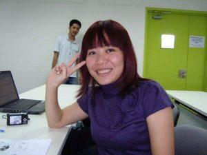 Hoang teenage