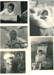 Baby Kristyna in communist Czechoslovakia