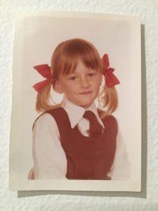 Lynda - 7yo at Highbury Primary School, Adelaide