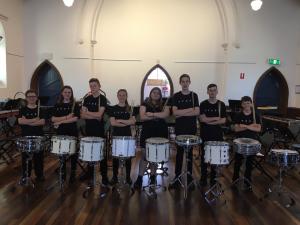 Another drumline shot!