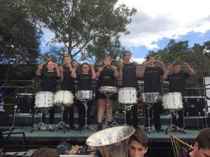 FYCPA Teens drumline