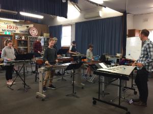 Jazz mallet workshop