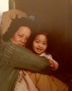 Julia and Grandma