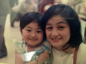 Julia and Mum
