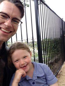 Sean and daughter