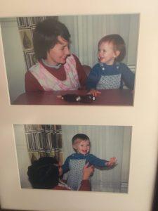 Liz and Mum