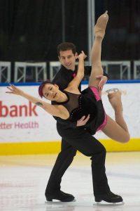 32yo - action shot in pair skating